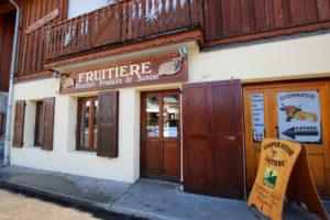 SHERPA La Fruitiere