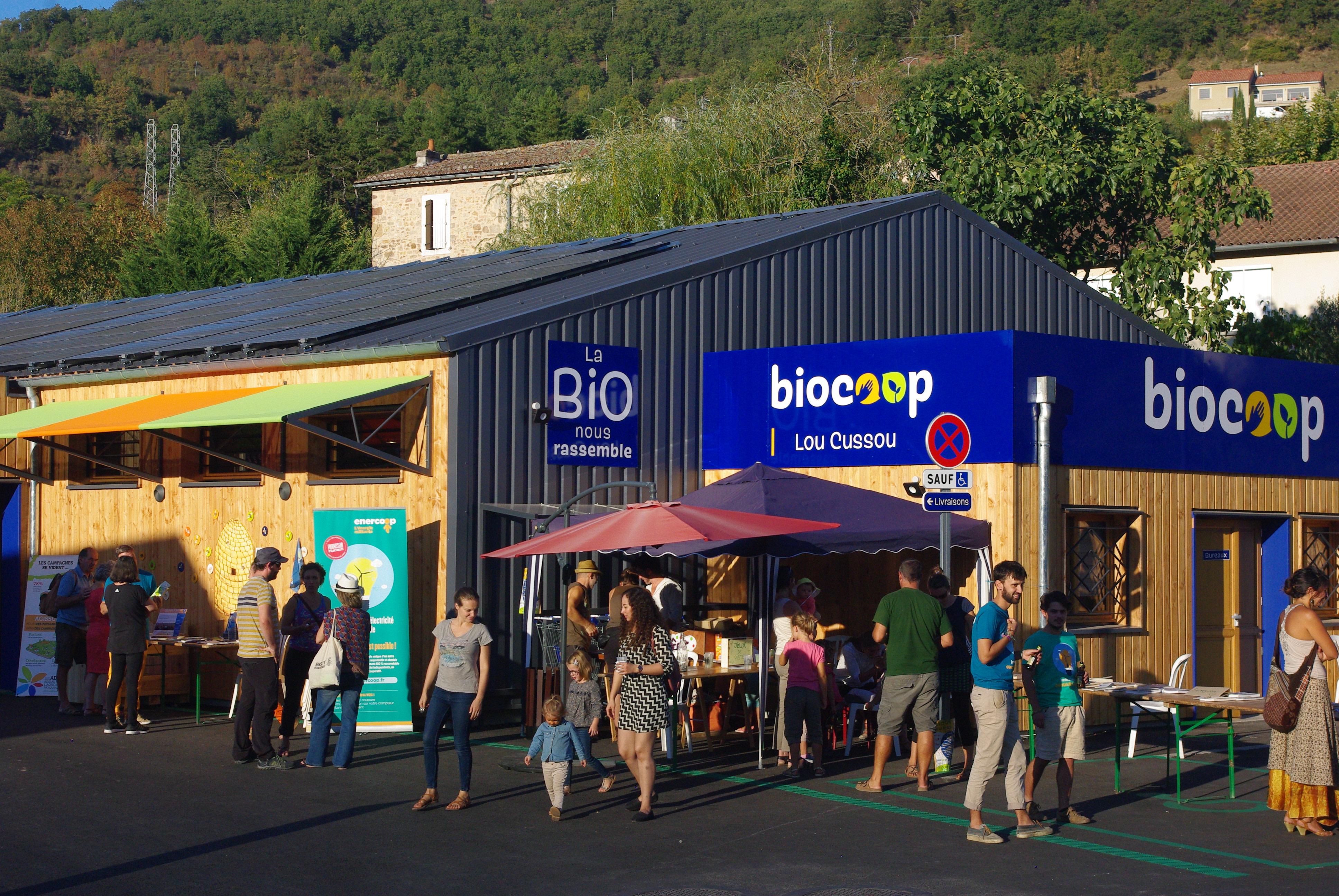 Biocoop Bellegardienne de la Nature